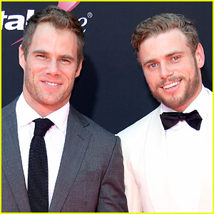 Gus Kenworthy's Boyfriend Matthew Wilkas Arrives at Olympics!