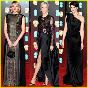 Haley Bennett, Andrea Riseborough, & Gemma Arterton Are BAFTA Beauties!