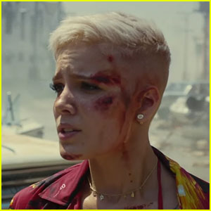 Halsey Drops Emotional 'Sorry' Music Video Shot in One Take - Watch Now!
