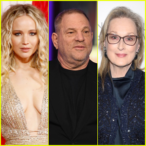 Harvey Weinstein Apologizes for Using Meryl Streep & Jennifer Lawrence's Names in Lawsuit