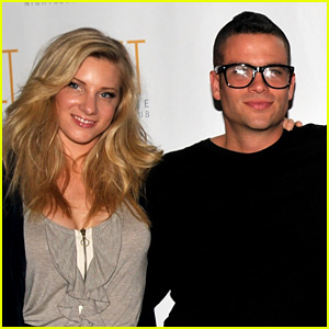 Heather Morris Pays Tribute to Late 'Glee' Co-Star Mark Salling