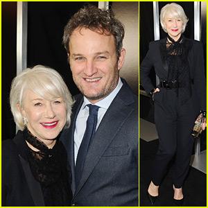Helen Mirren & Jason Clarke Premiere Horror Film 'Winchester'
