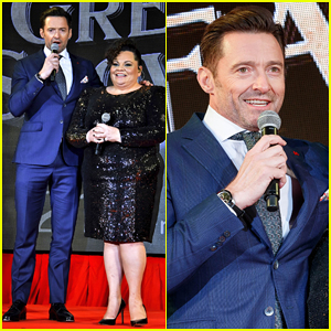 Hugh Jackman & Keala Settle Bring 'The Greatest Showman' To Tokyo!