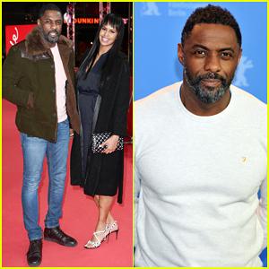 Idris Elba & Fiancee Sabrina Dhowre Premieres 'Yardie' at Berlin Film Fest - Watch Teaser Trailer!