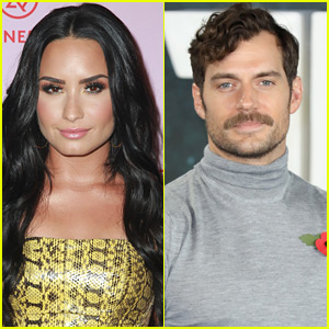 Are Demi Lovato & Henry Cavill Flirting on Instagram?