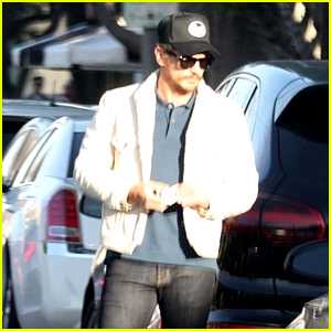 James Franco Heads Out to Go Shopping in West Hollywood