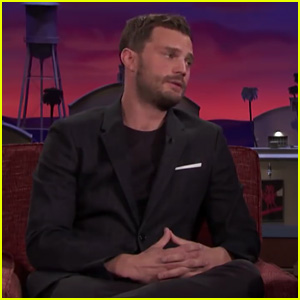 Jamie Dornan Reveals Dakota Johnson Showed Him How to Take Off Her Underwear - Watch!
