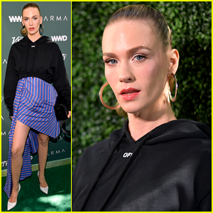 January Jones Denies She's Dating 'The Bachelor' Star Nick Viall