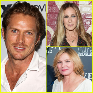 Sex & the City's Jason Lewis Answers If He's Team SJP or Team Kim Cattrall