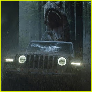 Jeep Super Bowl Commercial 2018: Return to 'Jurassic Park' - Watch Now!