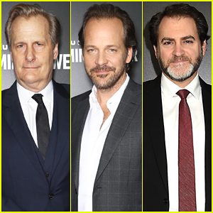 Jeff Daniels, Peter Sarsgaard & Michael Stuhlbarg Step Out for 'The Looming Tower' Series Premiere - Watch Trailer!