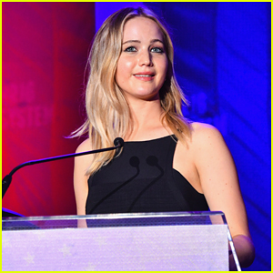 Jennifer Lawrence Gives Speech of Unity at Unrig the System Summit 2018 - Watch Here!