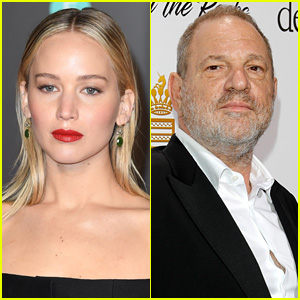 Jennifer Lawrence Reveals What She Wants to See Happen to Harvey Weinstein
