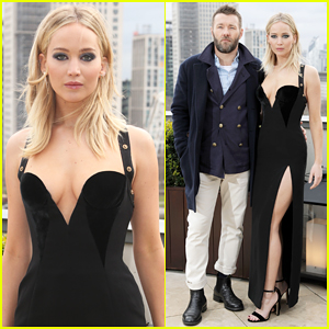 Jennifer Lawrence Jokes About Making 'Red Sparrow' Crew 'Uncomfortable' During Nude Scene