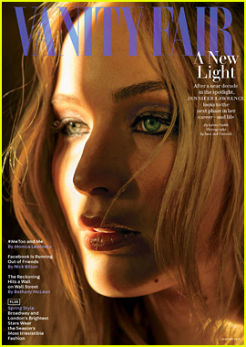 Jennifer Lawrence Reveals Why She Can't Diet