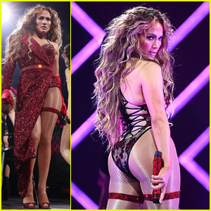 Jennifer Lopez's Pre-Super Bowl Concert Brings the House Down!
