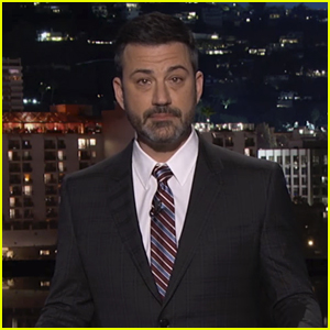 Jimmy Kimmel Chokes Up During Emotional Speech About Parkland School Shooting