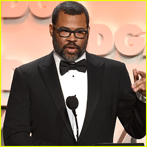 Jordan Peele Wins First-Time Feature Director Award at DGA Awards 2018!