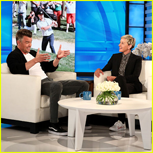 Josh Duhamel Defends Fergie's National Anthem Performance – Watch Now!