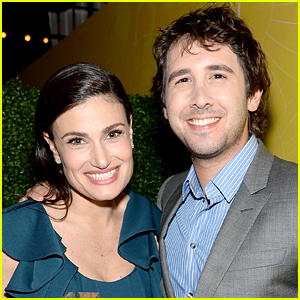 Josh Groban & Idina Menzel Are Going on Tour Together!