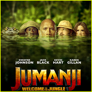 'Jumanji' Enjoys Another Weekend at Top of Box Office!
