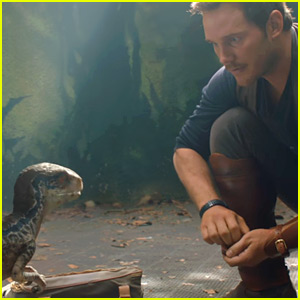 New 'Jurassic World 2' Trailer Debuts During Super Bowl 2018 - Watch Now!
