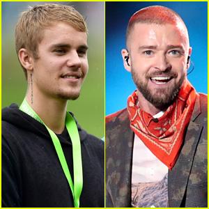 Justin Bieber Praises Justin Timberlake's Super Bowl Halftime Show Performance!