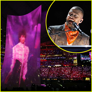 Justin Timberlake Explains How Prince Moment Happened During Super Bowl 2018