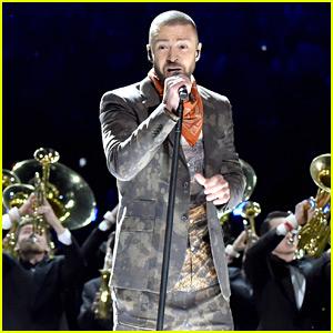 Justin Timberlake Talks Super Bowl Mic Flip: My Nervous Tick!