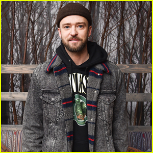 Justin Timberlake Unveils 'Man of the Woods' Collection at Soho Pop-Up Shop!