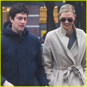 Karlie Kloss & Boyfriend Joshua Kushner Get Caught in the Rain in NYC