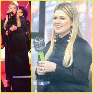 Kelly Clarkson Talks 'Voice' Debut on 'Today' Show: 'I Get To Give Back'