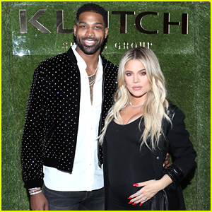 Khloe Kardashian Fires Back at Haters Over Cradling Her Baby Bump