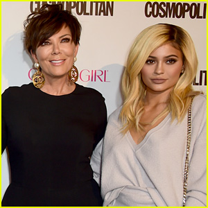 Here's What Kris Jenner Said When Asked About Kylie Jenner's Baby Name