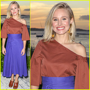 Kristen Bell Finally Found 'The Good Place' in Turks & Caicos