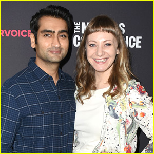 Kumail Nanjiani & Emily V. Gordon Reveal How They Handle Sexism & Racism