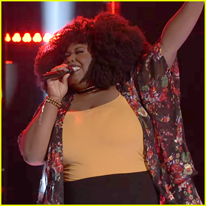 Kyla Jade Sings 'See Saw' During 'The Voice' Blind Audition! (Video)