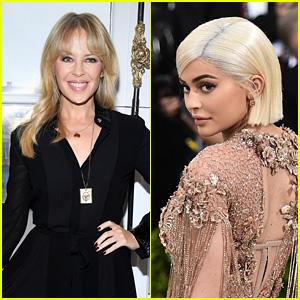 Kylie Minogue Speaks Out After Winning Kylie Jenner Trademark Legal Battle