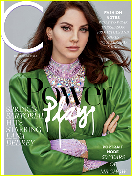 Lana Del Rey Opens Up About the Brighter Tone of Her New Record!