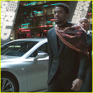 Lexus & 'Black Panther' Super Bowl Commercial 2018 - Watch Now!