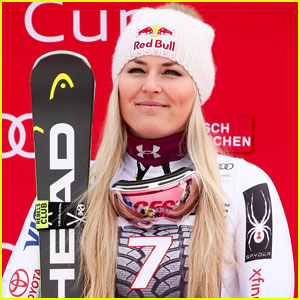 Lindsey Vonn Had Some Trouble Getting to PyeongChang for the Winter Olympics!