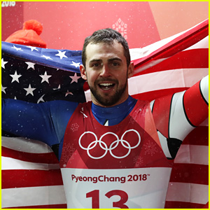 Olympian Chris Mazdzer Makes History, Gets First Win for USA in Men's Luge