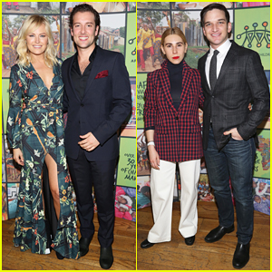Malin Akerman & Fiancé Jack Donnelly Host The African Children's Choir ChangeMakers Gala!
