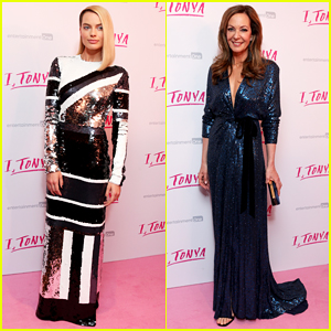 Margot Robbie & Allison Janney Reunite for 'I, Tonya' UK Premiere!