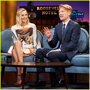Margot Robbie On Bringing 'Unapologetic' Tonya Harding As Her Golden Globes Date!