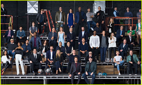 Marvel Superheroes Gather for One Epic Photo, But Some Stars Are Missing!