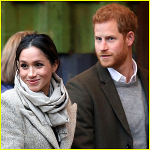 Prince Harry & Meghan Markle Subjects of Anthrax Scare