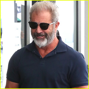 Mel Gibson Stays Tight-Lipped on 'Passion' Sequel