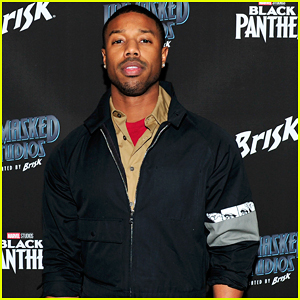 Michael B. Jordan Added 15 Pounds of Muscle After 'Creed' to Play Villain in 'Black Panther'