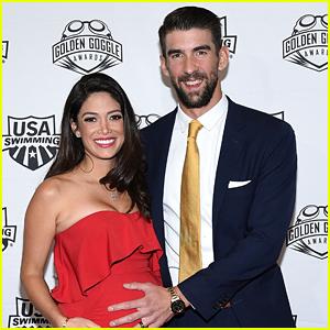 Michael Phelps & Wife Nicole Welcome Son Beckett Richard!